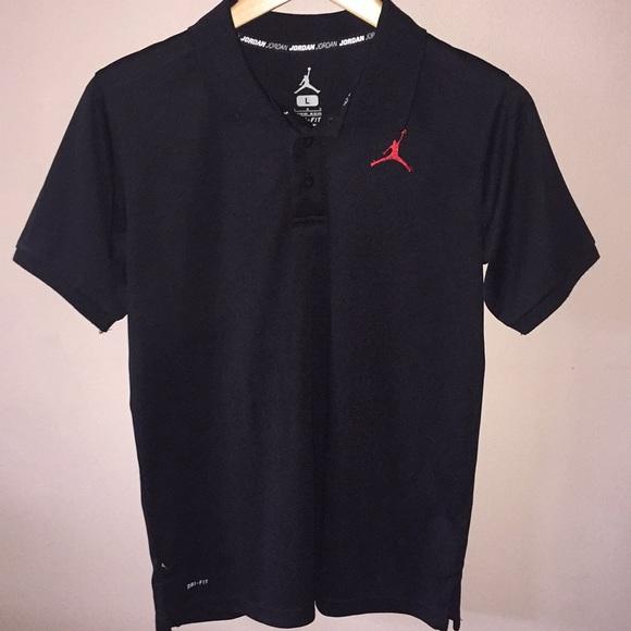 bd73a4d94c0 Jordan Shirts & Tops | Drifit Youth Collared Golf Shirt | Poshmark